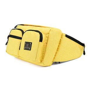 몬스터리퍼블릭 MARVELOUS WAIST BAG ver.2 / YELLOW