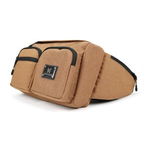몬스터리퍼블릭 MARVELOUS WAIST BAG ver.2 / BROWN