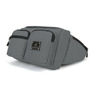 몬스터리퍼블릭 MARVELOUS WAIST BAG ver.2 / D.GRAY