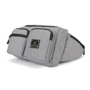 몬스터리퍼블릭 MARVELOUS WAIST BAG ver.2 / L.GRAY