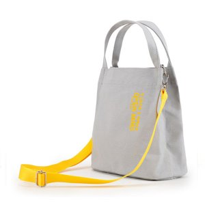 [핍스] 미니크로스백 PEEPS bubbly mini cross bag(gray)