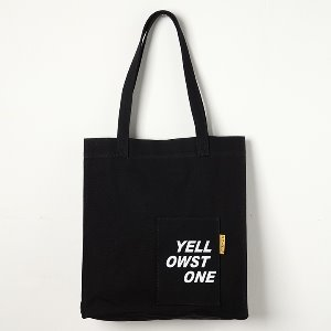 옐로우스톤 숄더백 ONE POCKET BAG -YS2095BY /BLACK