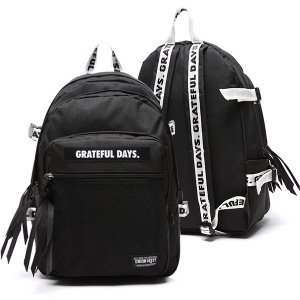 [유니온오브제] 백팩 3D MESH BACKPACK M01 (WHITE BLACK)