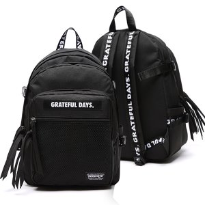 [유니온오브제] 백팩 3D MESH BACKPACK M01 (BLACKWHITE)