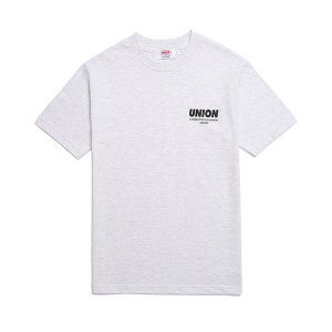 [유니온오브제] 반팔티 UNION SIGNATURE T-SHIRT - GRAY