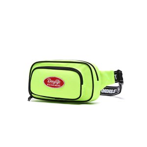 [유니온오브제] 웨이스트백 DAYLIFE X UNIONOBJET WAIST BAG - LIME