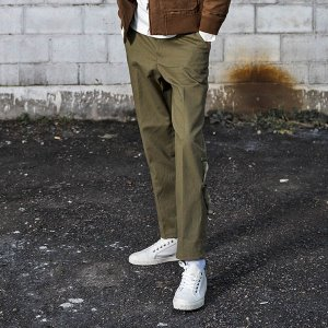 [유니온오브제] UNION CHINO PANTS - KHAKI