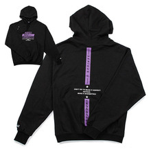 핍스 PEEPS perfect hoody(black)_핍스 후드티