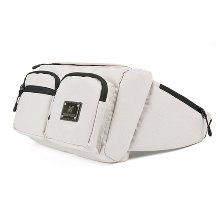 몬스터리퍼블릭 MARVELOUS WAIST BAG ver.2 / IVORY