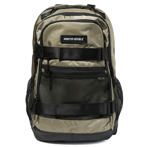 몬스터리퍼블릭 MOVEMENT CORDURA BACKPACK / BEIGE