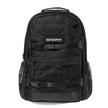 몬스터리퍼블릭 EXCEEDING 3D BACKPACK / BLACK