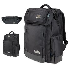 몬스터리퍼블릭 RELOAD MULTI BACKPACK / BLACK