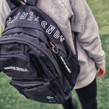 몬스터리퍼블릭 COMMA GRAM DAYPACK / BLACK