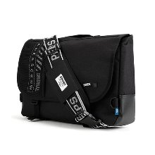 [핍스] 메신저백 PEEPS net messenger bag(black)
