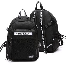[유니온오브제] 백팩 3D MESH BACKPACK M02 (BLACK WHITE)
